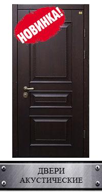 двери акустические